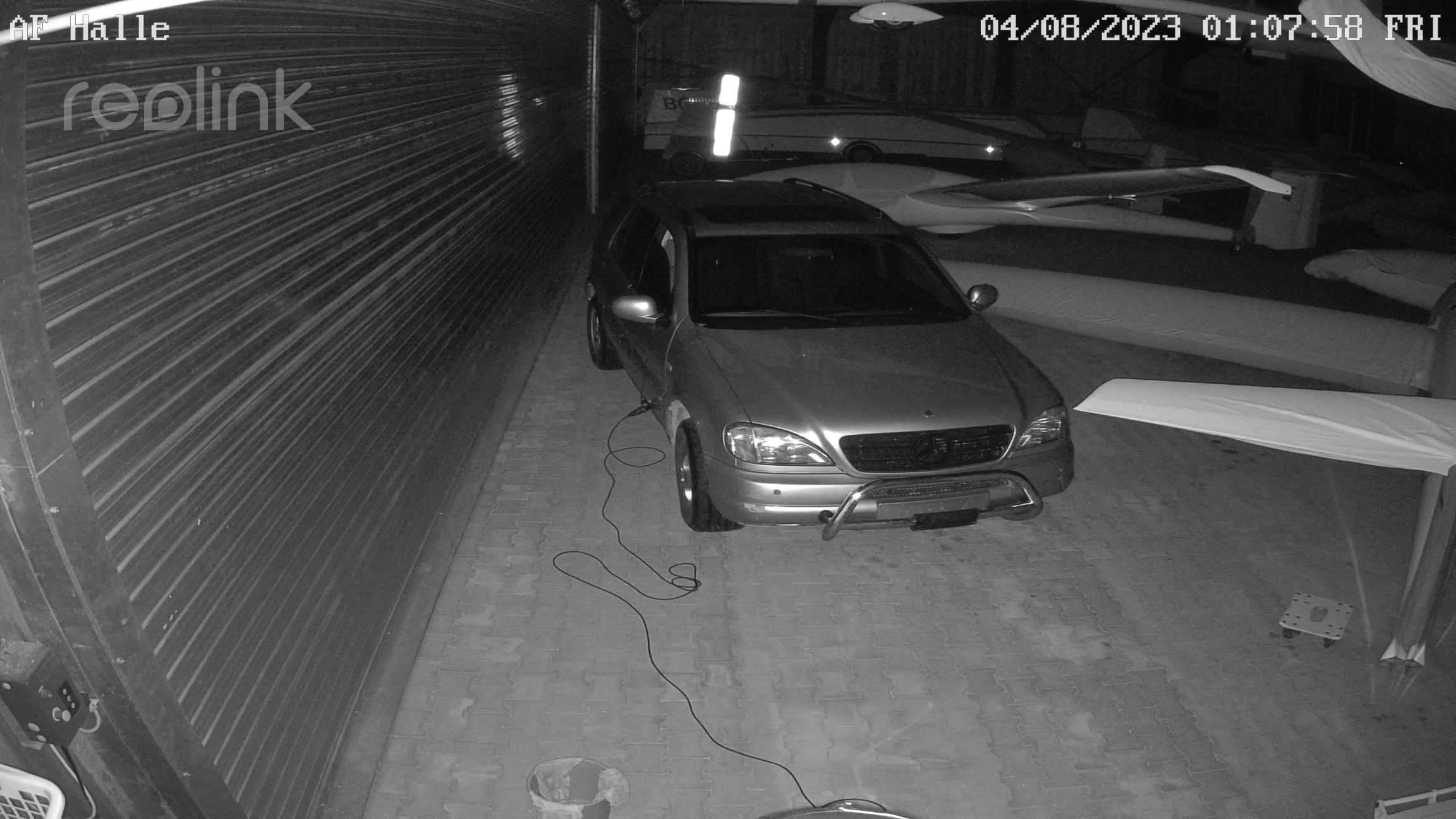 Webcam AF Halle